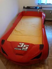 Auto Kinderbett