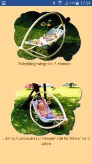 Babyhängemattenwiege