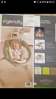 Babyschaukel Ingenuity Brighton
