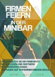 Bar mieten in München Location