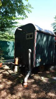 Bauwagen, Toilettenwagen, Mobiles
