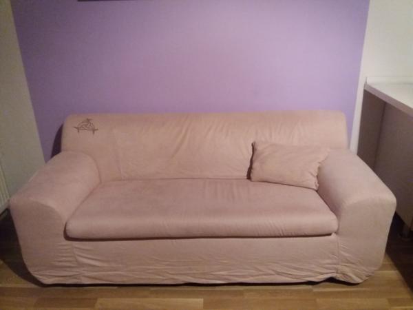 Couch beige gebraucht kaufen nur noch 3 st bis 75 for Wohnlandschaft quoka