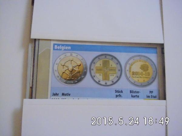 Belgien 2 Euro Münzen In Bremen Kaufen Und Verkaufen über Private