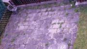 Betonplatten 40x40 und