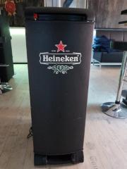 Bierzapfanlage Heineken zum