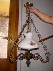Biete elektrische Deckenlampe