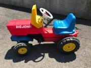 BIG JOHN Kindertraktor