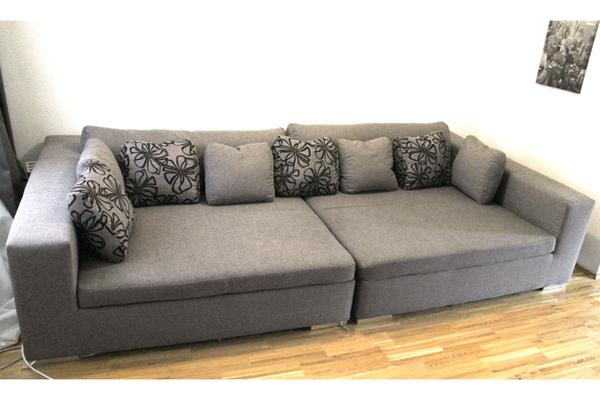 big sofa xxl in stuttgart polster sessel couch. Black Bedroom Furniture Sets. Home Design Ideas