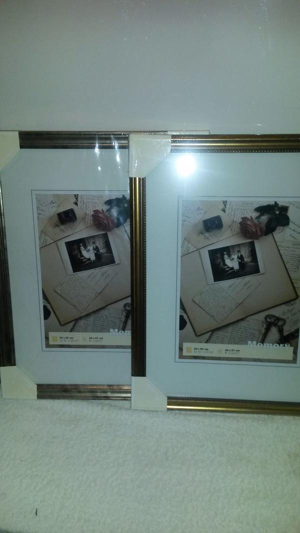bilderrahmen passepartout gebraucht kaufen nur 4 st bis 60 g nstiger. Black Bedroom Furniture Sets. Home Design Ideas