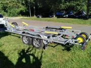 Bootstrailer Trailer 3500kg
