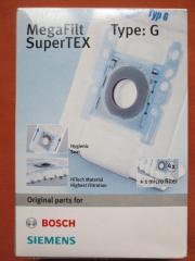 BOSCH MegaFilt SuperTEX