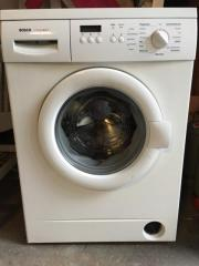 Bosch Waschmaschine zu