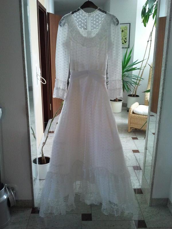 Brautkleid - Gothic oder viktorianischer Stil