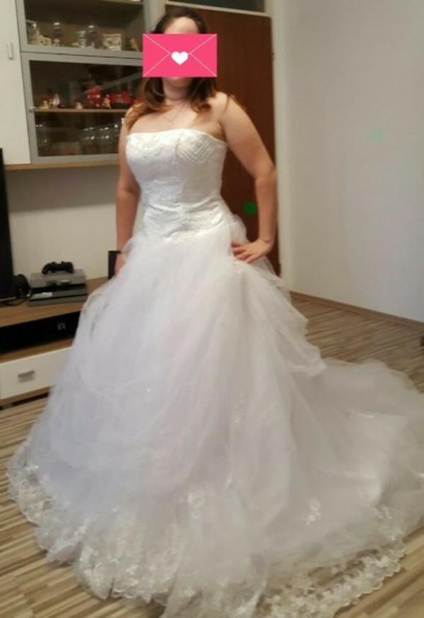 Brautkleid mit Reifrock » Alles für die Hochzeit