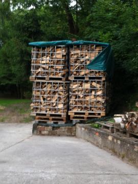 Bild 4 - Brennholz Kaminholz - Buche und Eiche - Bad Wimpfen Allmend