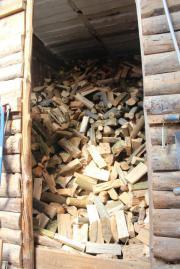 Brennholz Ofenholz 20-25cm Länge gemischt