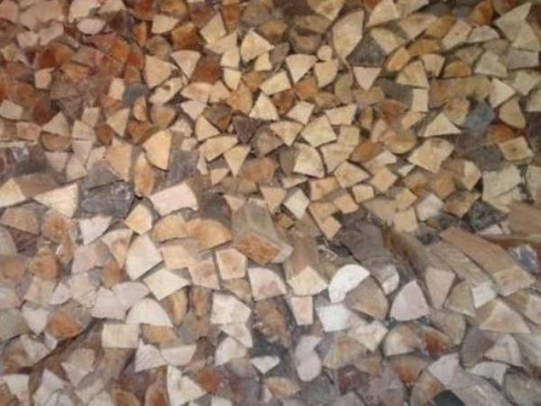 Brennholz trocken ofenfertig » Holz