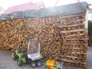 Brennholz zu verkaufen.