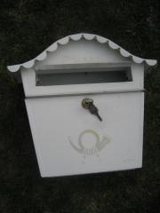 Briefkasten / Postkasten aus