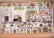 Briefmarken-Buch 73 Original-Wohlfahrts-Briefmarken