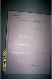 Buch 100 Jahre Olympische Spiele