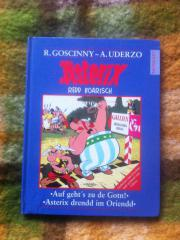 Buch = Asterix Mundart