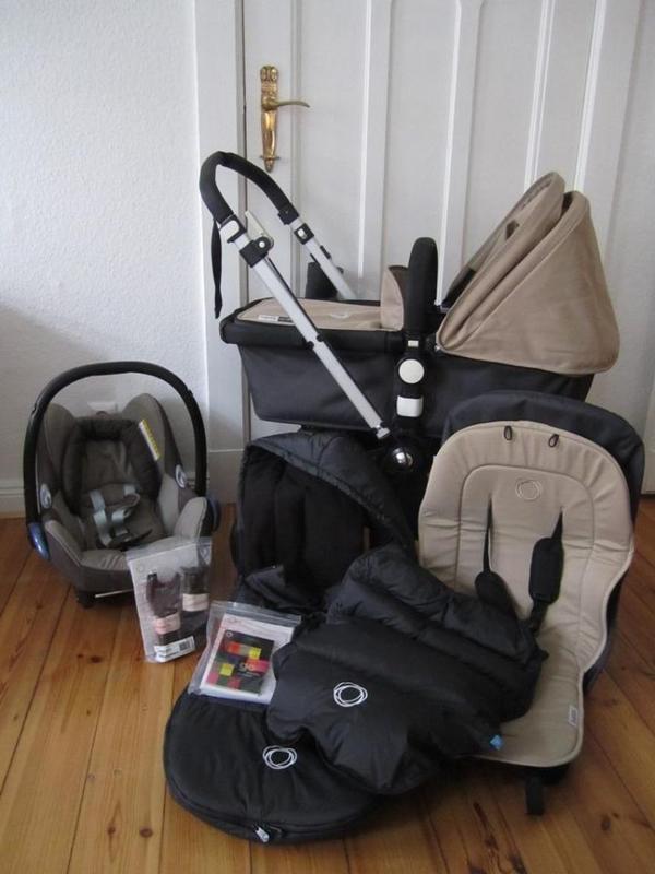 bugaboo cameleon maxi cosi tollem zubeh r in rangsdorf kinderwagen kaufen und verkaufen. Black Bedroom Furniture Sets. Home Design Ideas