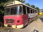 Bus, Oldtimer Bus