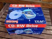 CD-RW Drive SCSI von TEAC