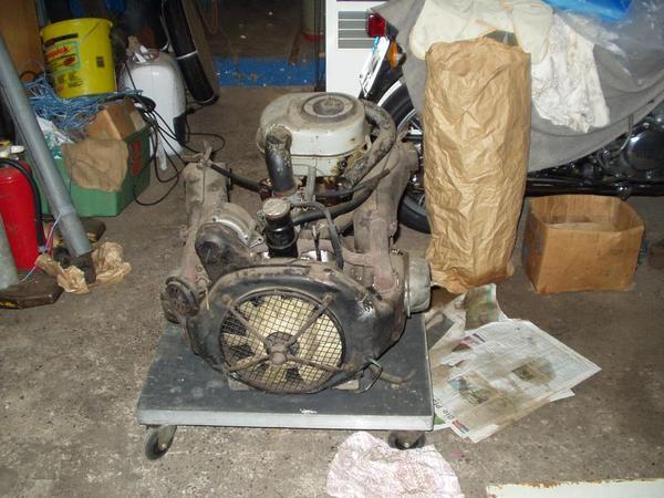 Citroen Motor AM2 Typ M28