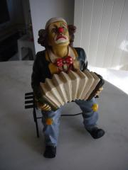 Clown Deko