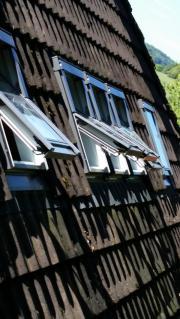 Dachfenstermontagen
