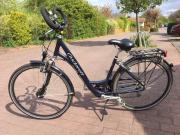 Damen-Fahrrad Gudereit