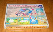 Das Tangram Bilderpuzzle