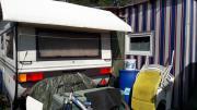 Dauercamping Bregenz Wohnwagen