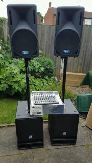 Db sound system