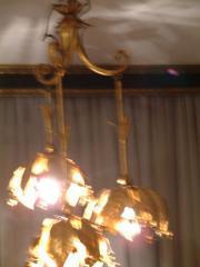 Deckenlampe aus den 40iger 50iger