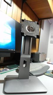 Dell-Monitorständer neuwertig,