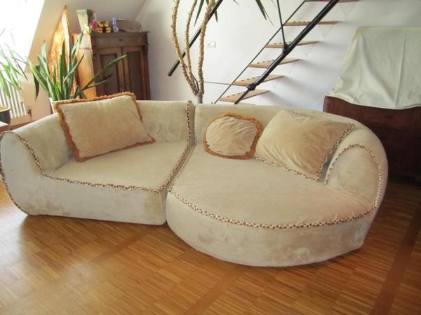 designer sofa eckcouch ecksofa nici yoko home np 1297 eur in karlsruhe polster sessel. Black Bedroom Furniture Sets. Home Design Ideas