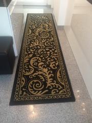 Designer Teppich aus