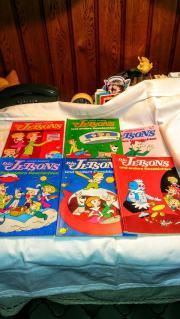 Die Jetsons Comic
