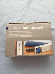 Diktiergerät Digitale Diktier