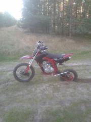 Dirt Bike Vollcross