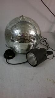 Disco-Kugel - mit
