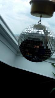 Disco Spiegelkugel elektrisch