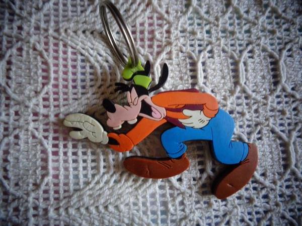 Disney - Goofy - Schlüsselanhänger