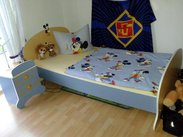Disney Kinderzimmer | trafficdacoit.com - Hausgestaltung Ideen