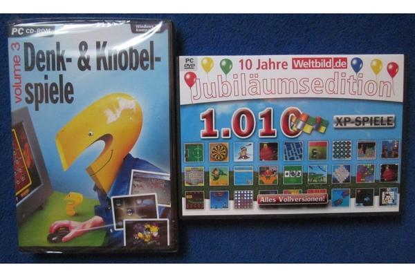 Div CD-Rom und Spiele und