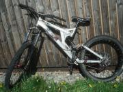 Downhill Bike gebraucht -