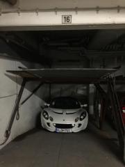 Duplex Garage zu